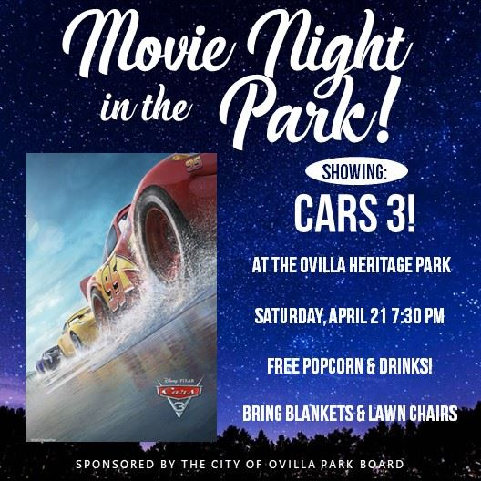 INSTAGRAM MOVIE IN THE PARK 2018