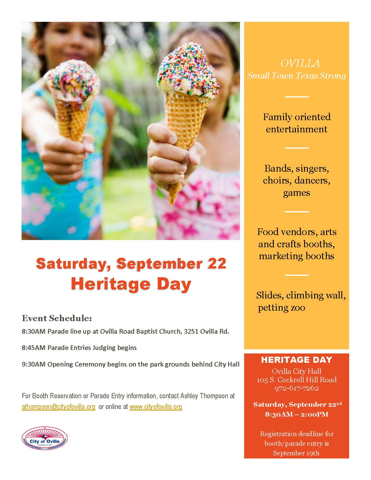 Heritage Day Flyer.2018